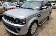 Land Rover Range Rover Sport 2008 Silver for sale