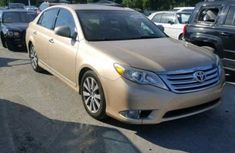 Toyota Avalon 2012 Gold for sale