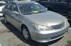 2006 Toyota Camry Silver for sale