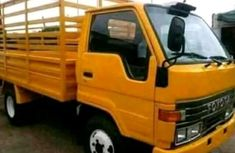 Toyota Dyna 2007 Yellow for sale