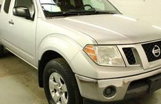 2010 Used Nissan Frontier Silver for sale