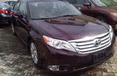 2015 Tokunbo Toyota Avalon for sale