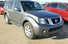 Nissan Pathfinder 2007 gray for sale