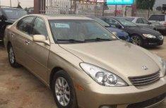 Lexus ES300 2011 Gold for sale