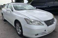 Lexus ES350 2013 White for sale