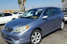 2005 Toyota Matrix Blue-silver for sale