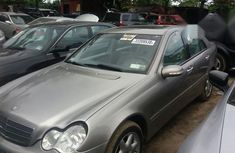 Mercedes-benz C320 2004 Gray for sale