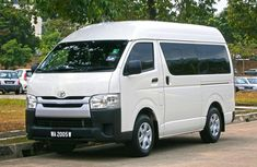 Prices of Toyota HiAce Hummer bus in Nigeria