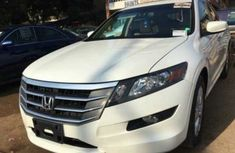 Honda Accord Crosstour 2014 White for sale