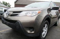 Toyota RAV4 2014 Grey for sale