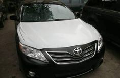 2010 Toyota Camry Black for sales