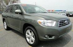 2014 Toyota Highlander Grey for sales