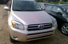 Toyota RAV4 2009 Beige for sale