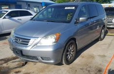 2008 Honda Odyssey Silver for sale