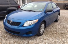 2009 Blue Toyota Corolla for sale