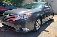 2010 Grey Toyota Avalon for sale