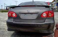 2006 Grey Toyota Corolla for sale