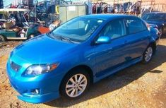 2008 Toyota Corolla Blue for sale
