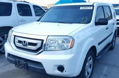 Honda Pilot 2009 White for sale