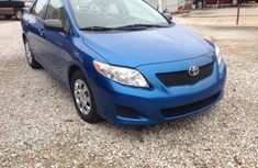 2008 Toyota Corolla Blue for sale