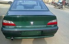2002 Green Peugeot 406 for sale