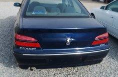 2002 Blue Peugeot 406 for sale