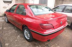 2004 Red Peugeot 406 for sale