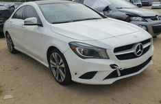 Mercedes-Benz Class 250 2013 White for sale
