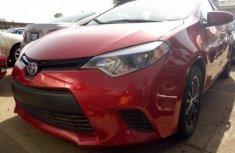 2015 Tokunbo Toyota Corolla  for sale