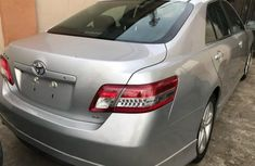 2010 Toyota Camry for sale Silver