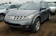 Nissan Murano 2007 gray for sale