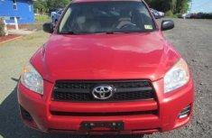 Toyota RAV4 2009 red for sale