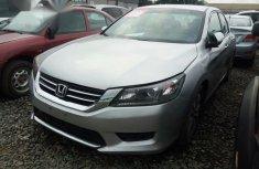 Honda Accord 2014 Silver for sale