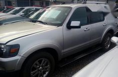 Ford Explorer 2009 Silver for sale