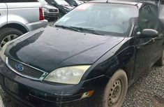 Ford Focus 2004 Black for sale