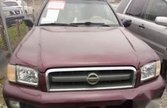 Nissan Pathfinder 2004 Red for sale