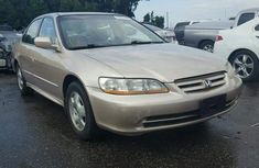 Honda Accord Baby Boy 2000 Gold for sale
