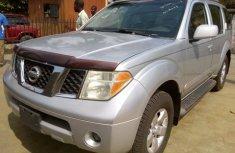 Nissan Pathfinder 2007 Silver for sale