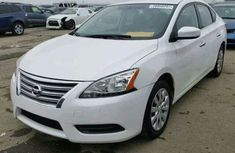 Nissan Sentra 2010 White for sale