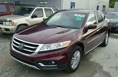 Honda Accord Cross Tour 2012 Red for sale