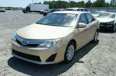 2012 Toyota Camry Gold for sale