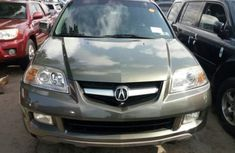 Acura MDX 2007 gray for sale