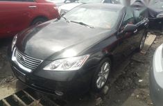 Lexus ES 350 2008 Black for sale