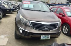 Kia Sportage 2013 Brown for sale
