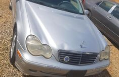 Mercedes Benz C320 2005 Silver for sale