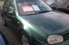 Volkswagen Golf 4 2000 Green for sale