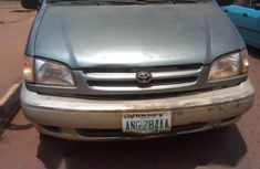 Toyota Sienna 1998 Blue for sale
