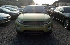 2010 Land Rover Range Rover Evogue for sale