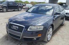 Audi A6 2010 black for sale