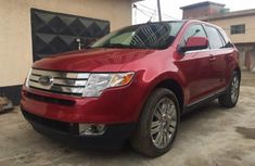Ford Edge 2010 for sale Red